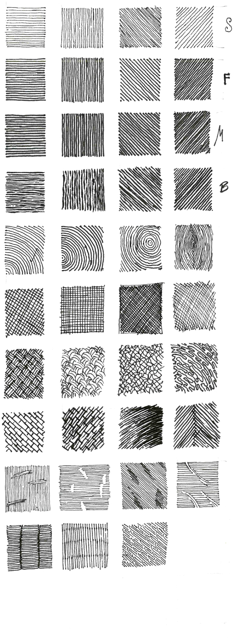 Sketches01_Shading Studies