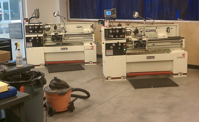TS_Metal Lathes