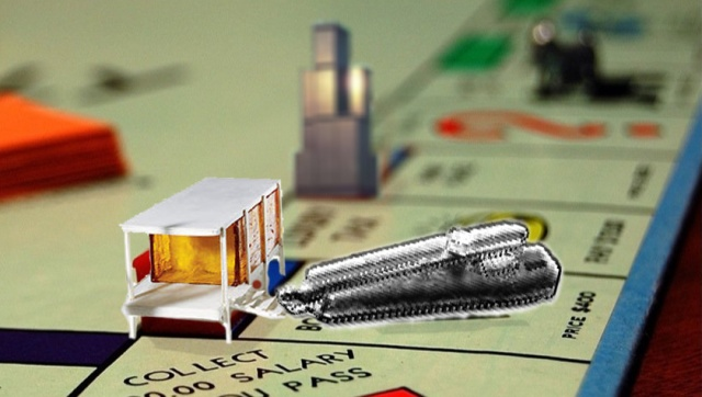 Architecture Monopoly_Gameplay
