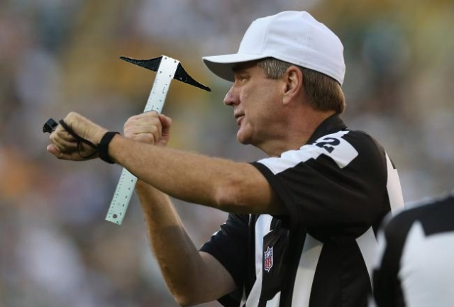 Personal Foul: Roughing the Drafter