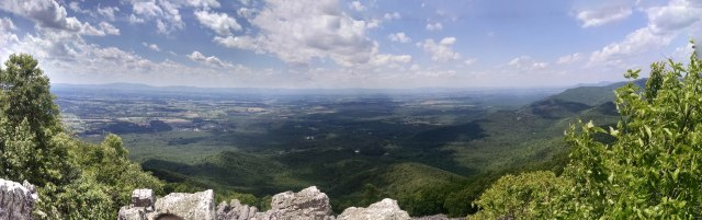 Pano-Turk Mountain